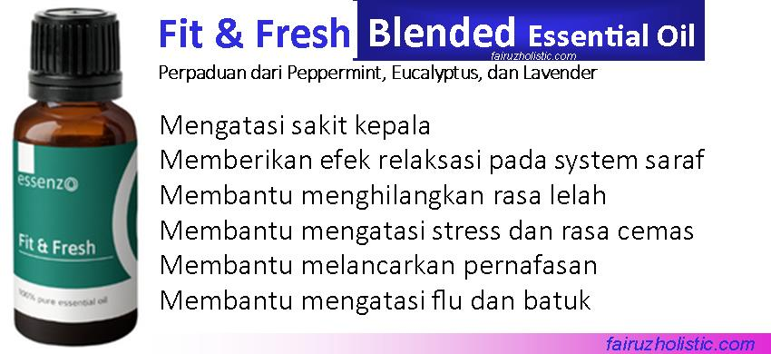 Fit & Fresh Essential Oil