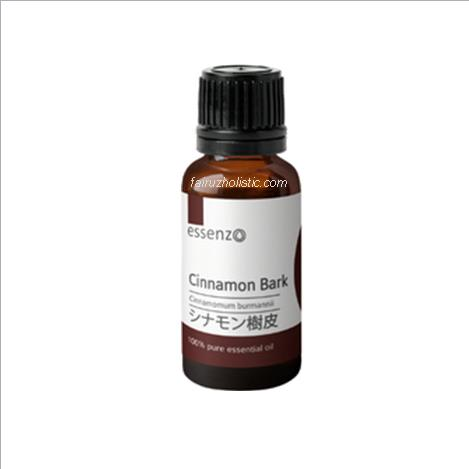 Cinnamon Bark Essential Oil 10 ml