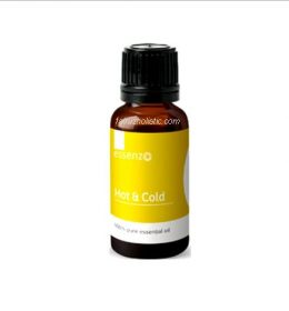 Hot & Cold Blended Essential Oil 10 ml