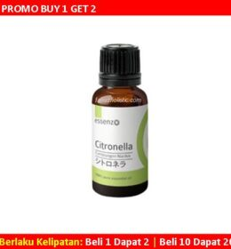 Essenzo B1G2 Citronella Essential Oil 20ml