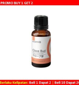Essenzo B1G2 CloveBud Essential Oil 10ml