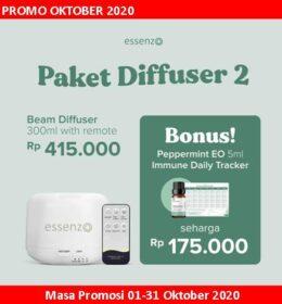 Essenzo Promo Paket Diffuser 2