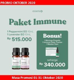 Essenzo Promo Paket Immune