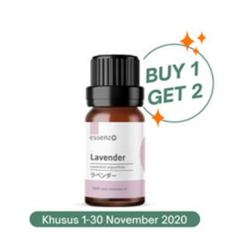 Essenzo Lavender Essential Oil Buy 1 Get 2