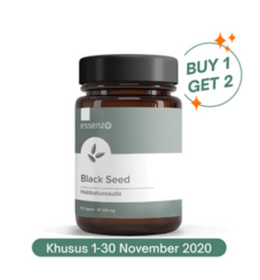Essenzo Black Seed Buy 1 Get 2