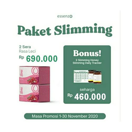 Essenzo Paket Slimming