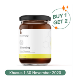 Essenzo Slimming Honey Buy 1 Get 2