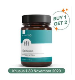 Essenzo Spirulina Buy 1 Get 2